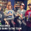 Link to Rough Welcomes Garbage Gang to the Team