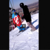 Link to 2 Skiers Fighting about whose Dad got more Money