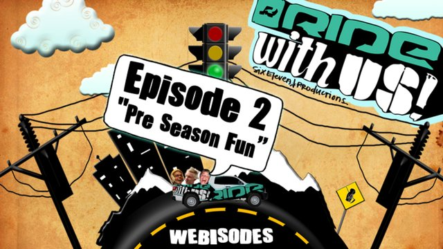 RIDE with us ep. #2 | Pre Season Fun