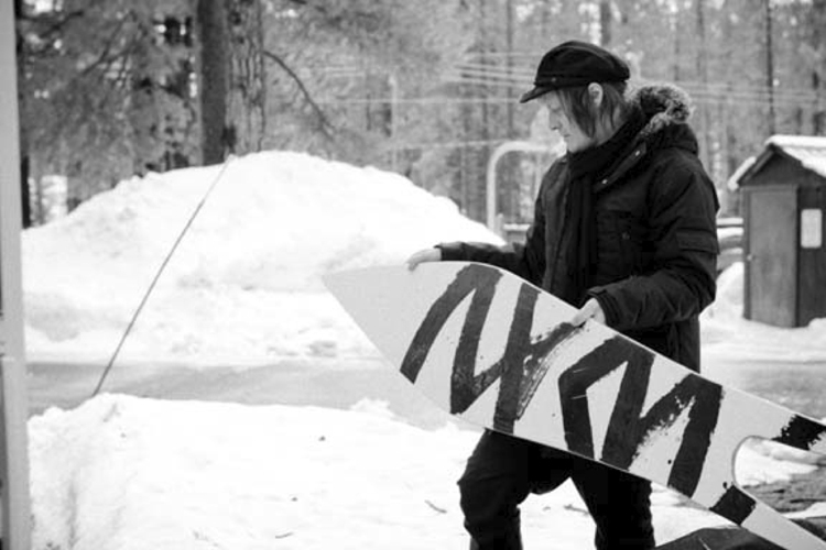 Corey Smith | photo: Springbreak Snowboards