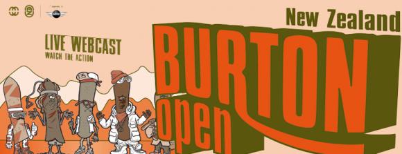 2011 Burton NZ Open