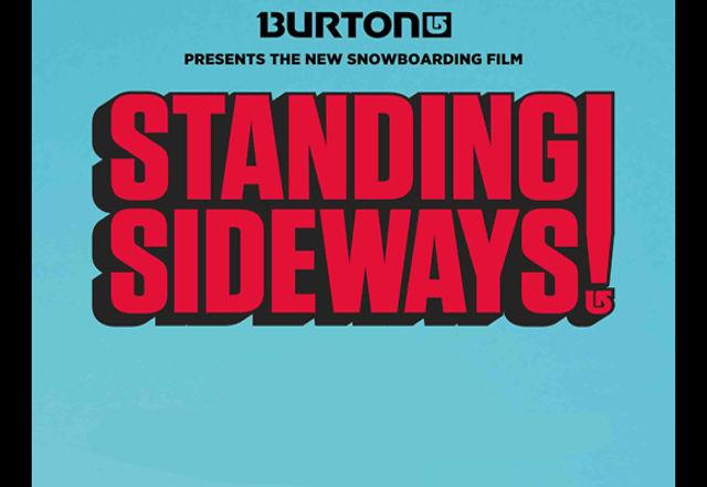 """Burton's """"Standing Sideway"""" teaser #2"""