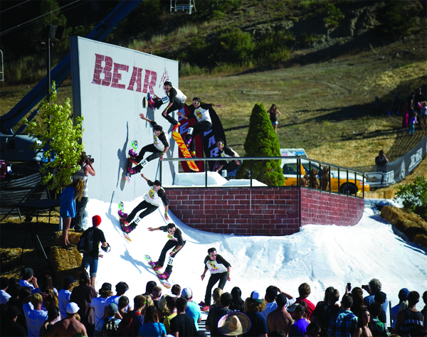 "Bear Mountain's 8th  ""HDHR"" event presented by Red Bull"