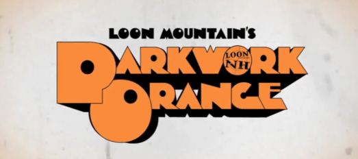 Loon Mtn.'s Parkwork Orange - part #1