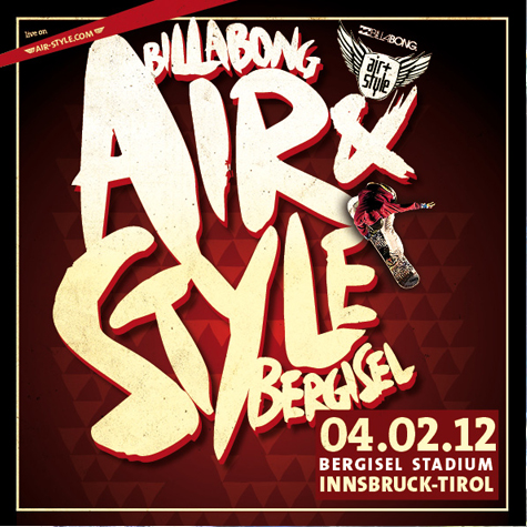 2012 Billabong Air & Style Innsbruck!