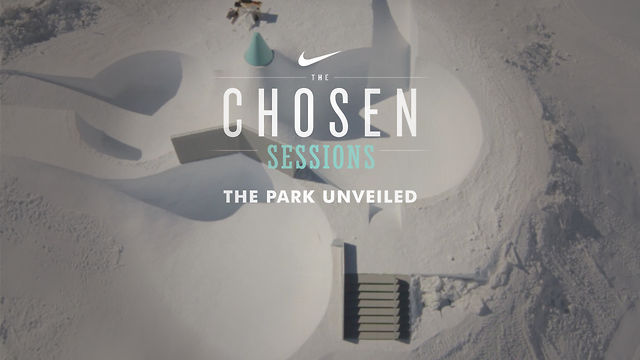 Nike Chosen Sessions Final – Park Unveiling