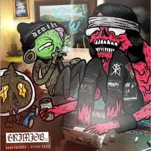 introducing Grimjob with Antongun thmbn