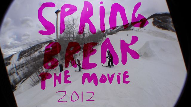 Spring Break – The Movie