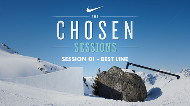 Nike Chosen Sessions – Best Line