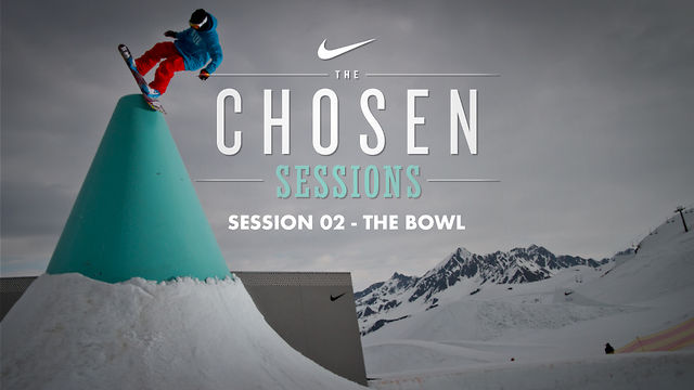 Nike Chosen Sessions 2 – The Bowl