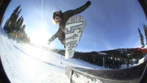 E-Man blowing up Whistler