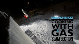 Cooking With Gas – Slam Section