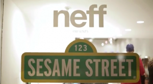 Neff & The Seventh Letter Present: Sesame Street wrap-up