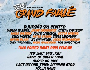 Bjursas Soulpark Grand Finale with Kalle, Ludde, Tank, Carlsson & Teo