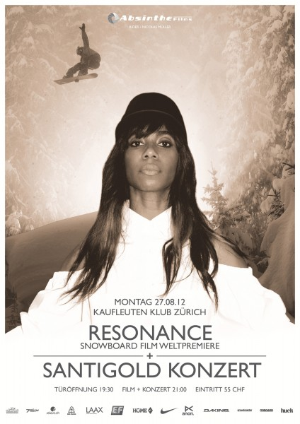 "Absinthe Films ""Resonance"" Premier Party Tour for Europe"