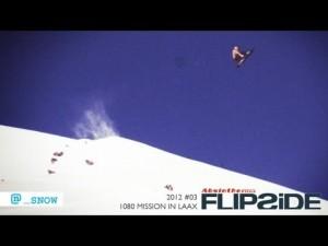 Nicolas Müller & Wolle Nyvelt 1080 Jump Session In Switzerland: Absinthe Flipside #3