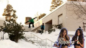 Sexual Snowboarding – Pepping! FULL MOVIE