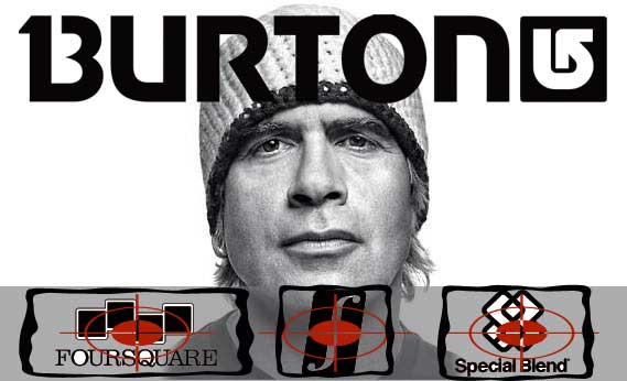 Burton exits the program brands