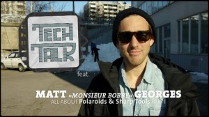 Tech Talk – Matt Georges