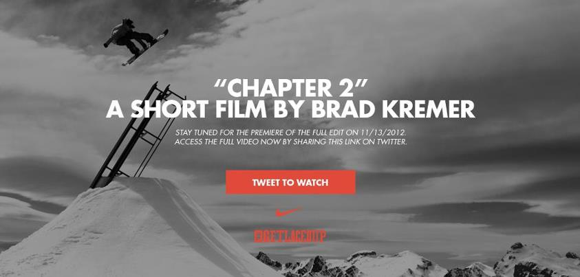 "The Nike Snowboarding Project - ""Chapter 2"" Bonus Video"