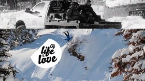A-Rob Of Life & Love - Montage: Jackson Hole/Montana/Oregon