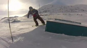 Thijs Ottens ripping Laax/2Alpes & Davos