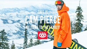 686 Welcomes Cam Pierce