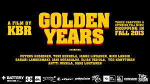 KBR - Golden Years TEASER