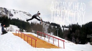 Alex Tank x Head - Jib Factory 2013