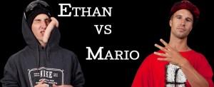 Ethan vs. Mario - Bodysurf