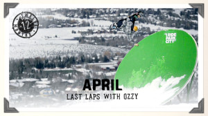 Rome Snowboards 12 Months Project: April - Full Film