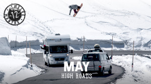 Rome Snowboards 12 Months Project: May - Full Film
