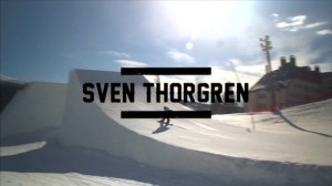 Scandalnavians - Sven Thorgren in Åre