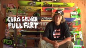 Chris Grenier Pull Fart: REDNECKIN'