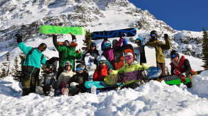 Core Snowboard Camps 2013 Season
