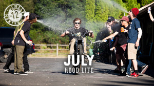 Rome Snowboards 12 Months Project: July - Full Film