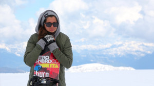 Ana Rumiha - Dachstein Summer Shredit