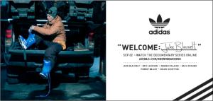 "adidas Snowboarding - ""Welcome: Jake Blauvelt"""