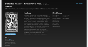 Pirates - Distorted Reality on iTunes