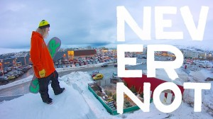 Nike's Never Not - Up close: Halldør Helgason