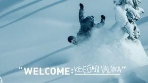"adidas Snowboarding - ""Welcome: Keegan Valaika"""
