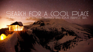Search for a Cool Place: FULL MOVIE