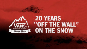 20 Years: Off the Wall, On the Snow - FULL FILM
